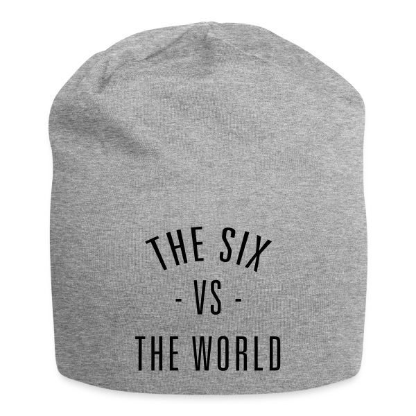 The Six vs. The World - Jersey Beanie