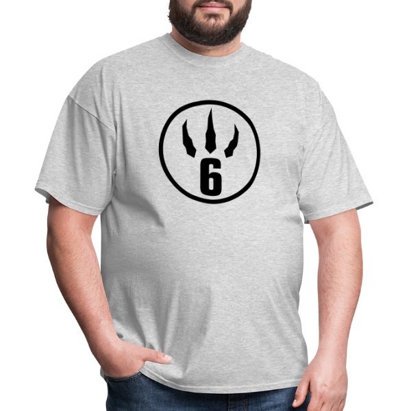 6 Claw - Men's T-Shirt