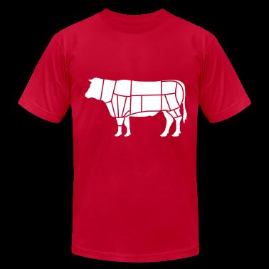 bovine butcher_b1 T-Shirts