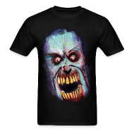 T-Shirts ~ Men's Standard Weight T-Shirt ~ mens - zombie scream