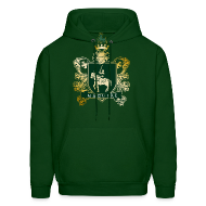 Hoodies ~ Men's Hooded Sweatshirt ~ Maguire Family Crest Sweater