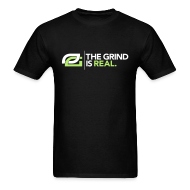 T-Shirts ~ Men's Standard Weight T-Shirt ~ The Grind is REAL