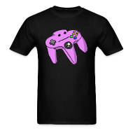 T-Shirts ~ Men's Standard Weight T-Shirt ~ Ditto Controller (Men's)