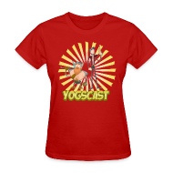 Women's T-Shirts ~ Women's T-Shirt ~ Ladies Tee: Lewis and Simon Tekkit