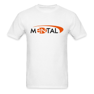 T-Shirts ~ Men's Standard Weight T-Shirt ~ Mental William