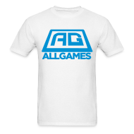 All Games Logo Blue