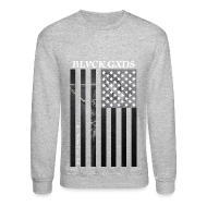 Long Sleeve Shirts ~ Men's Crewneck Sweatshirt ~ Article 12257464