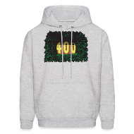Hoodies ~ Men's Hooded Sweatshirt ~ Traditional Ivy