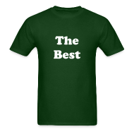 T-Shirts ~ Men's Standard Weight T-Shirt ~ The Best T-Shirt Mens
