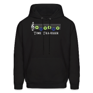 Hoodies ~ Men's Hooded Sweatshirt ~ Zelda Music
