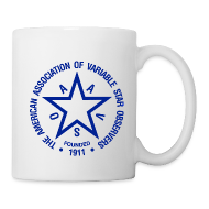 Mugs & Drinkware ~ Coffee/Tea Mug ~ AAVSO Logo Mug