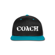 Caps ~ Snap-back Baseball Cap ~ coach