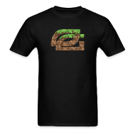 T-Shirts ~ Men's Standard Weight T-Shirt ~ OpTic Minecraft