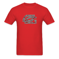T-Shirts ~ Men's Standard Weight T-Shirt ~ RedStone CAMO!