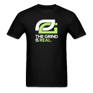 T-Shirts ~ Men's Standard Weight T-Shirt ~ The Grind is REAL!