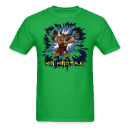 T-Shirts ~ Men's Standard Weight T-Shirt ~ Mini Minotaur