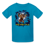 Kids' Shirts ~ Kids' T-Shirt ~ Mini Minotaur