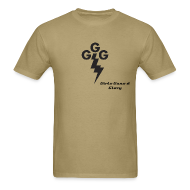 T-Shirts ~ Men's Standard Weight T-Shirt ~ Men's Standard Weight -GGG Taking Care of Business logo