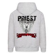 Hoodies ~ Men's Hooded Sweatshirt ~ 'DRIVING FORCE' hoodie