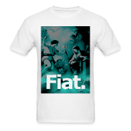 T-Shirts ~ Men's Standard Weight T-Shirt ~ Fiat Shirt
