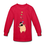 Kids' Shirts ~ Kids' Long Sleeve T-Shirt ~ Article 12474374