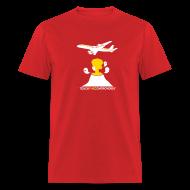 T-Shirts ~ Men's T-Shirt ~ Xenu Airlines [xenu]