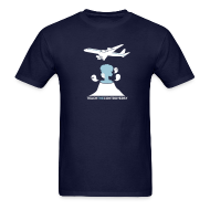 T-Shirts ~ Men's T-Shirt ~ Xenu Airlines [xenu]