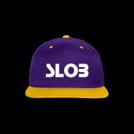 Caps ~ Snap-back Baseball Cap ~ SLOB baseball hat