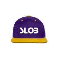 Caps ~ Snap-back Baseball Cap ~ SLOB baseball hat