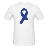 T-Shirts ~ Men's Standard Weight T-Shirt ~ Men's Limb Loss Awareness Shirt