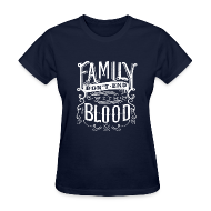 Women's T-Shirts ~ Women's Standard Weight T-Shirt ~ Family [DESIGN BY TINTIN]