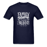 T-Shirts ~ Men's Standard Weight T-Shirt ~ Family [DESIGN BY TINTIN]