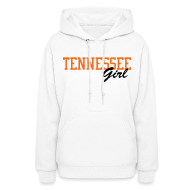 Hoodies ~ Women's Hooded Sweatshirt ~ Tennessee Girl