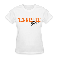 Women's T-Shirts ~ Women's Standard Weight T-Shirt ~ Tennessee Girl