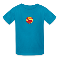 Kids' Shirts ~ Kids' T-Shirt ~ CS Logo
