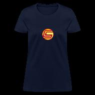 Women's T-Shirts ~ Women's T-Shirt ~ CS Logo