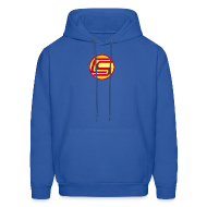 Hoodies ~ Men's Hooded Sweatshirt ~ CS Logo