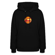 Hoodies ~ Women's Hooded Sweatshirt ~ CS Logo