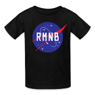 Kids' Shirts ~ Kids' T-Shirt ~ RMNB Space Logo Kid's T-Shirt