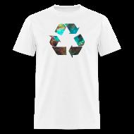 T-Shirts ~ Men's T-Shirt ~ Recycle Stardust Nebula