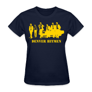 Women's T-Shirts ~ Women's Standard Weight T-Shirt ~ Denver Hitmen - Ladies