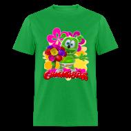 T-Shirts ~ Men's T-Shirt ~ Gummibär Flowers Men's T-