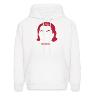 Hoodies ~ Men's Hooded Sweatshirt ~ [Michio_Kaku]