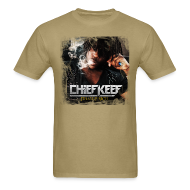 T-Shirts ~ Men's T-Shirt ~ Chief Keef Finally Rich