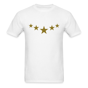 Men's 5-Stars Exclusive T-Shirt