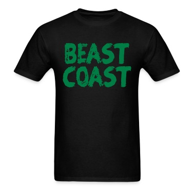 BEAST COAST T-Shirts