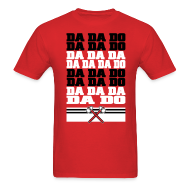 T-Shirts ~ Men's T-Shirt ~ Chicago Hockey Goal song