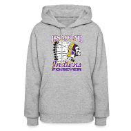 Hoodies ~ Women's Hooded Sweatshirt ~ Issaquah Indians Forever