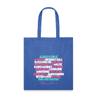 Bags & backpacks ~ Tote Bag ~ Tiffany Alvord Fan Bag