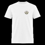 T-Shirts ~ Men's T-Shirt ~ Anchor Deep Your Soul - Captain